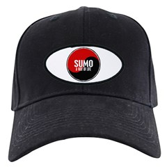 SUMO Way Of Life Yin Yang Baseball Hat