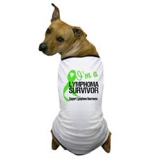 I'm a Lymphoma Survivor Dog T-Shirt