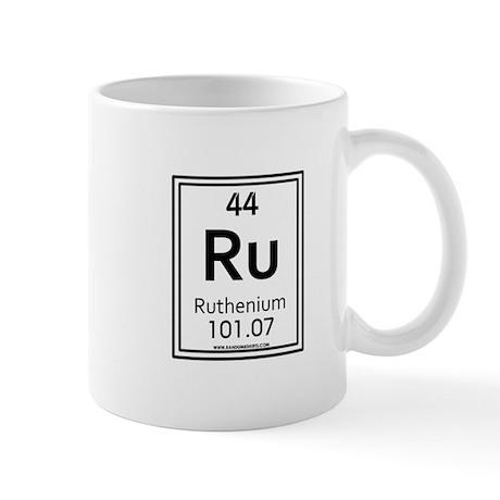Ruthenium Mug