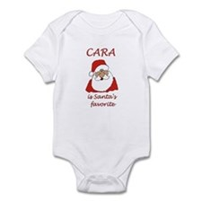 Cara Christmas Infant Bodysuit