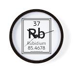 Rubidium Wall Clock