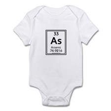 Arsenic Infant Bodysuit