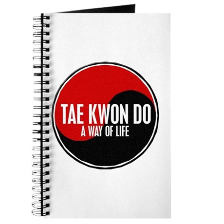 TAE KWON DO Way Of Life Yin Yang Journal