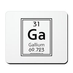 Gallium Mousepad