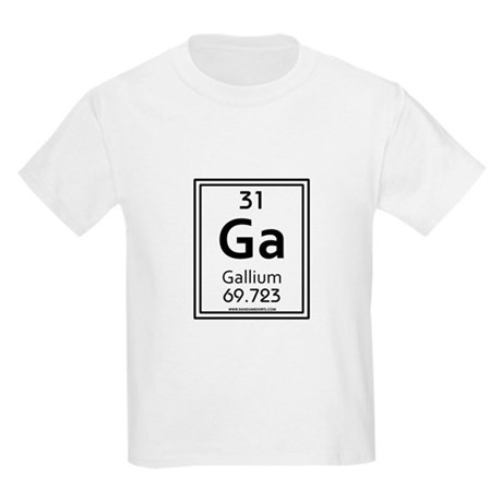 Gallium Kids Light T-Shirt