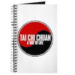TAI CHI CHUAN Way Of Life Yin Yang Journal