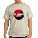 TAI CHI CHUAN Way Of Life Yin Yang Light T-Shirt