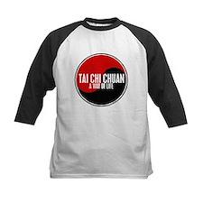 TAI CHI CHUAN Way Of Life Yin Yang Tee