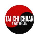 TAI CHI CHUAN Way Of Life Yin Yang 3.5