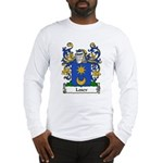 Losev Family Crest Long Sleeve T-Shirt