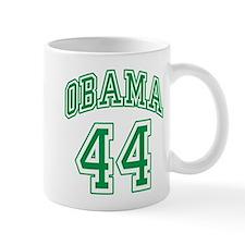 Obama 44th President grn Mug