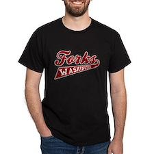 Twilight Forks Washington T-Shirt