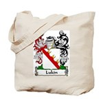 Lukin Family Crest Tote Bag