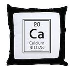 Calcium Throw Pillow