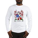Lunin Family Crest Long Sleeve T-Shirt