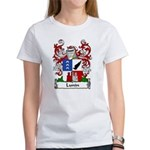 Lunin Family Crest Women's T-Shirt