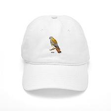 American Kestrel Bird Baseball Cap
