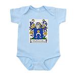 Malinovsky Family Crest Infant Creeper