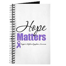 Hope Matters Hodgkin's Disease Journal