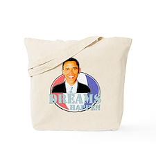 Dreams Happen Tote Bag