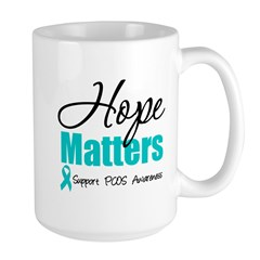 Hope Matters PCOS Mug