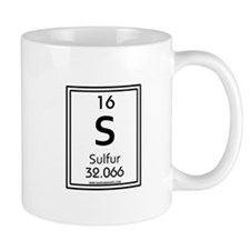 Sulfur Mug