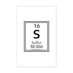 Sulfur Posters