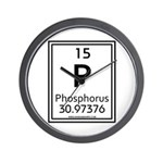 Phosphorus Wall Clock