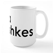 Kasha Varnishkes Mug