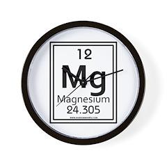 Magnesium Wall Clock