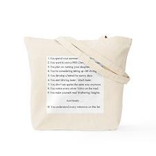 Unique Cullen Tote Bag