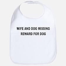Wife & Dog Missing... Bib
