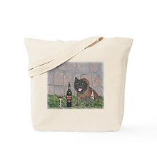 Cairn Monk Vintner Tote Bag