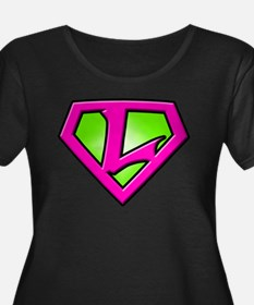 Super_L_2 Plus Size T-Shirt
