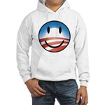 Happy Obama Hooded Sweatshirt