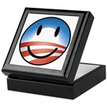 Happy Obama Keepsake Box