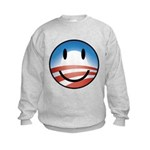 Happy Obama Kids Sweatshirt