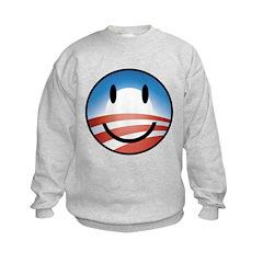 Happy Obama Sweatshirt