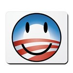 Happy Obama Mousepad