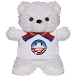 Happy Obama Teddy Bear