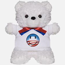 Happy Obama Teddy Bear