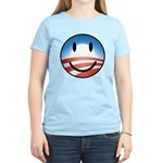 Happy Obama Women's Light T-Shirt