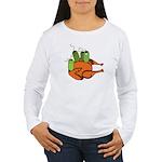 Salmonella Party Women's Long Sleeve T-Shirt