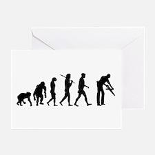 Carpenter Evolution Greeting Cards (Pk of 20)