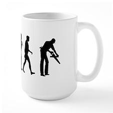 Carpenter Evolution Mug