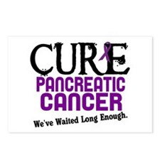 CURE Pancreatic Cancer 3 Postcards (Package of 8)