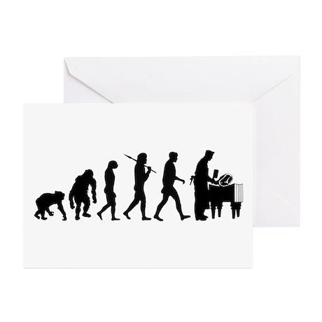 Butcher Evolution Greeting Cards (Pk of 20)