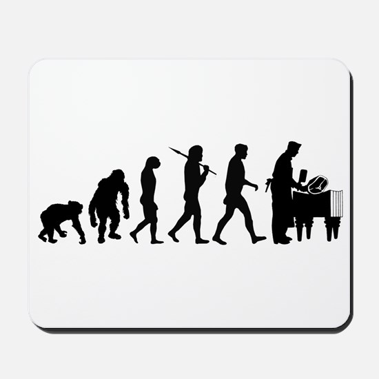 Butcher Evolution Mousepad