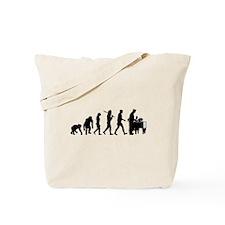 Butcher Evolution Tote Bag