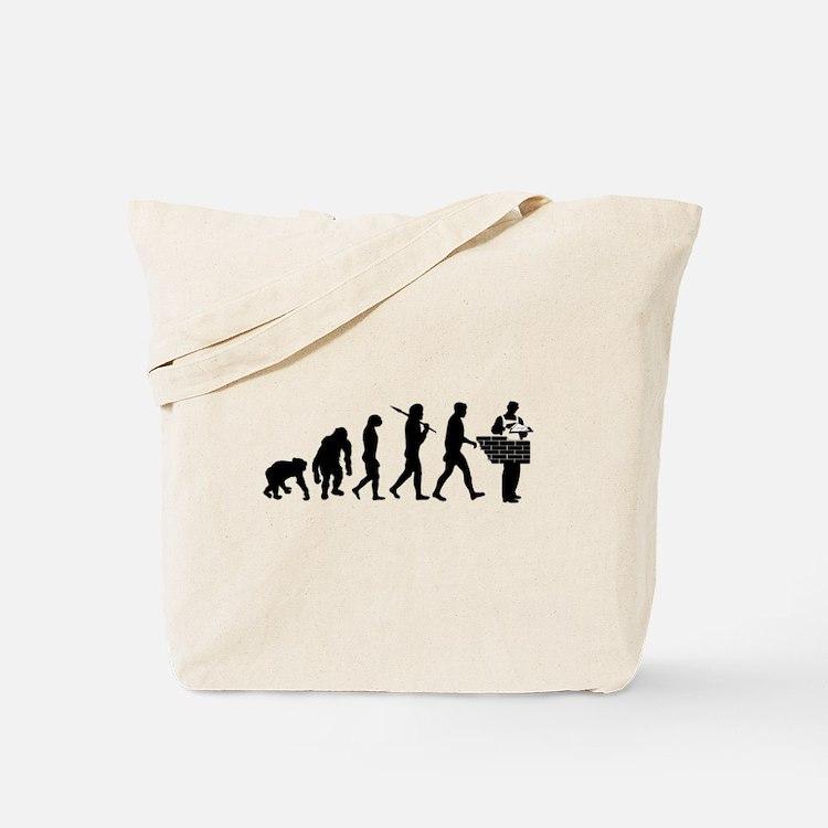 Bricklayer Brick Mason Tote Bag